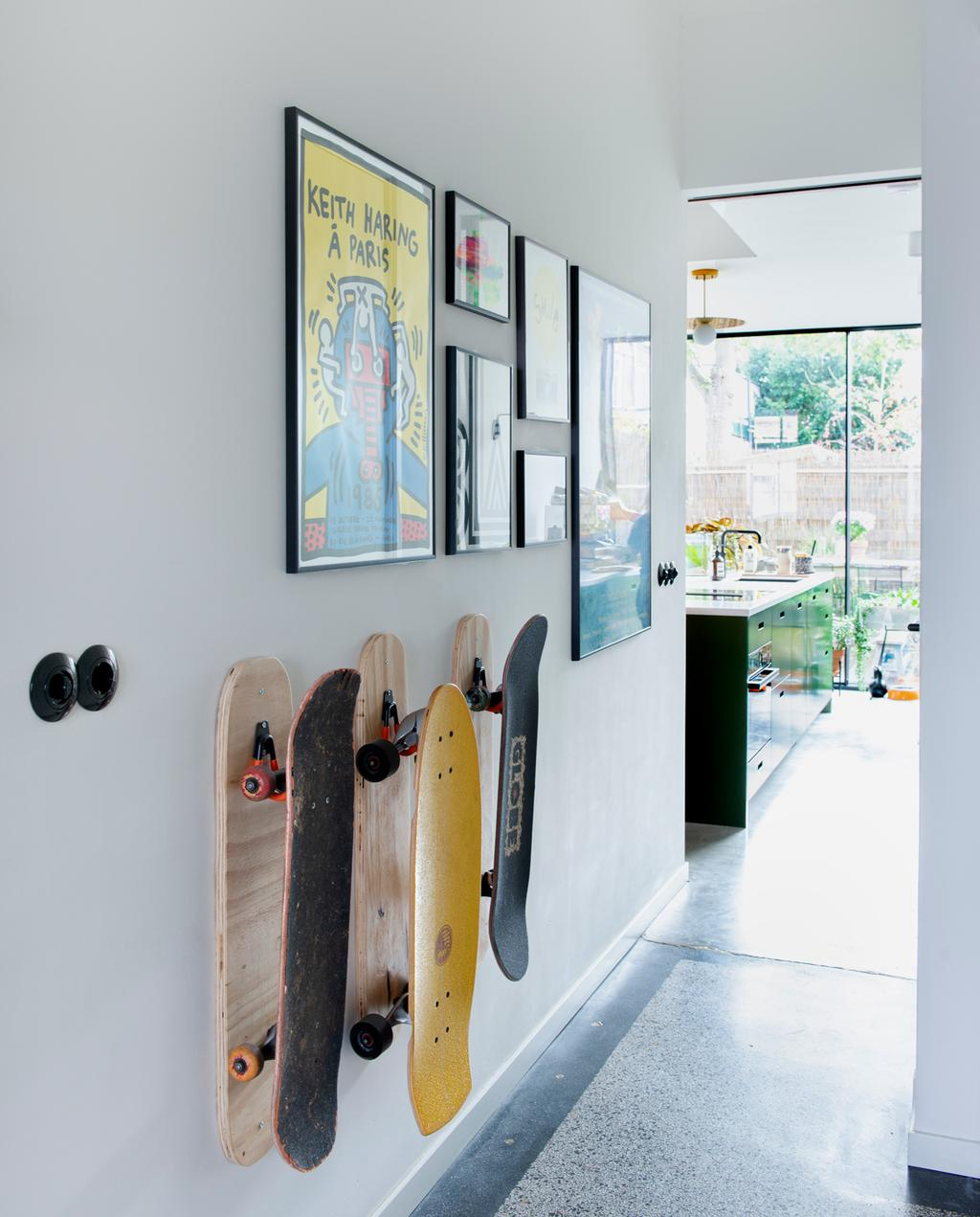 hal ideeën skateboard