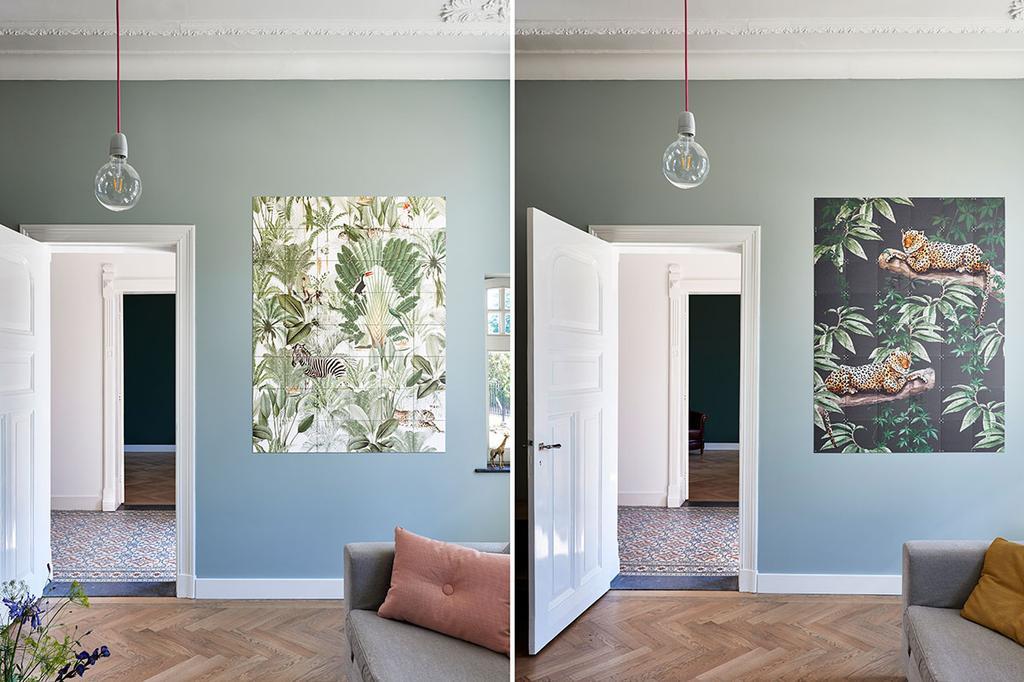 IXXI Dubbelzijdige wanddecoratie