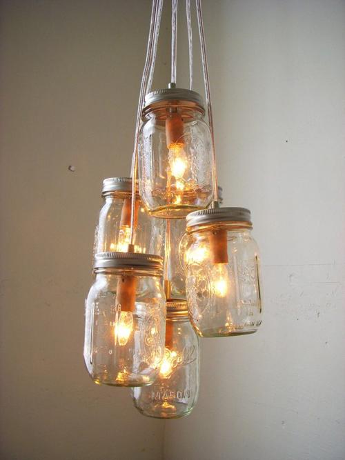 jampotten lamp