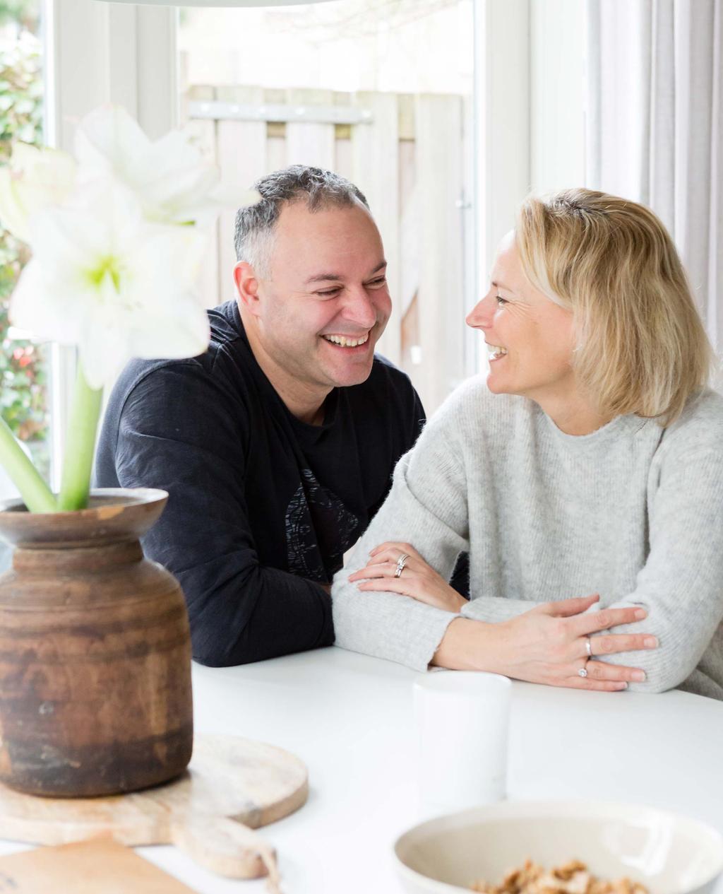 Remco en Barbara uit Amstelveen