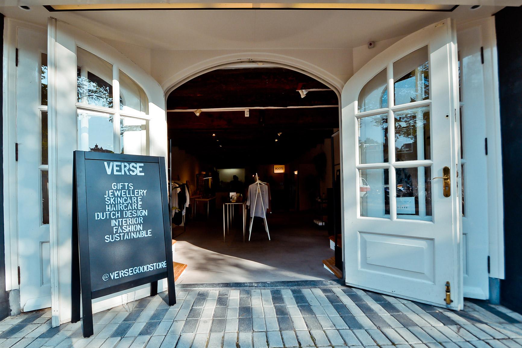 VERSE Good Store duurzame winkel in Amsterdam