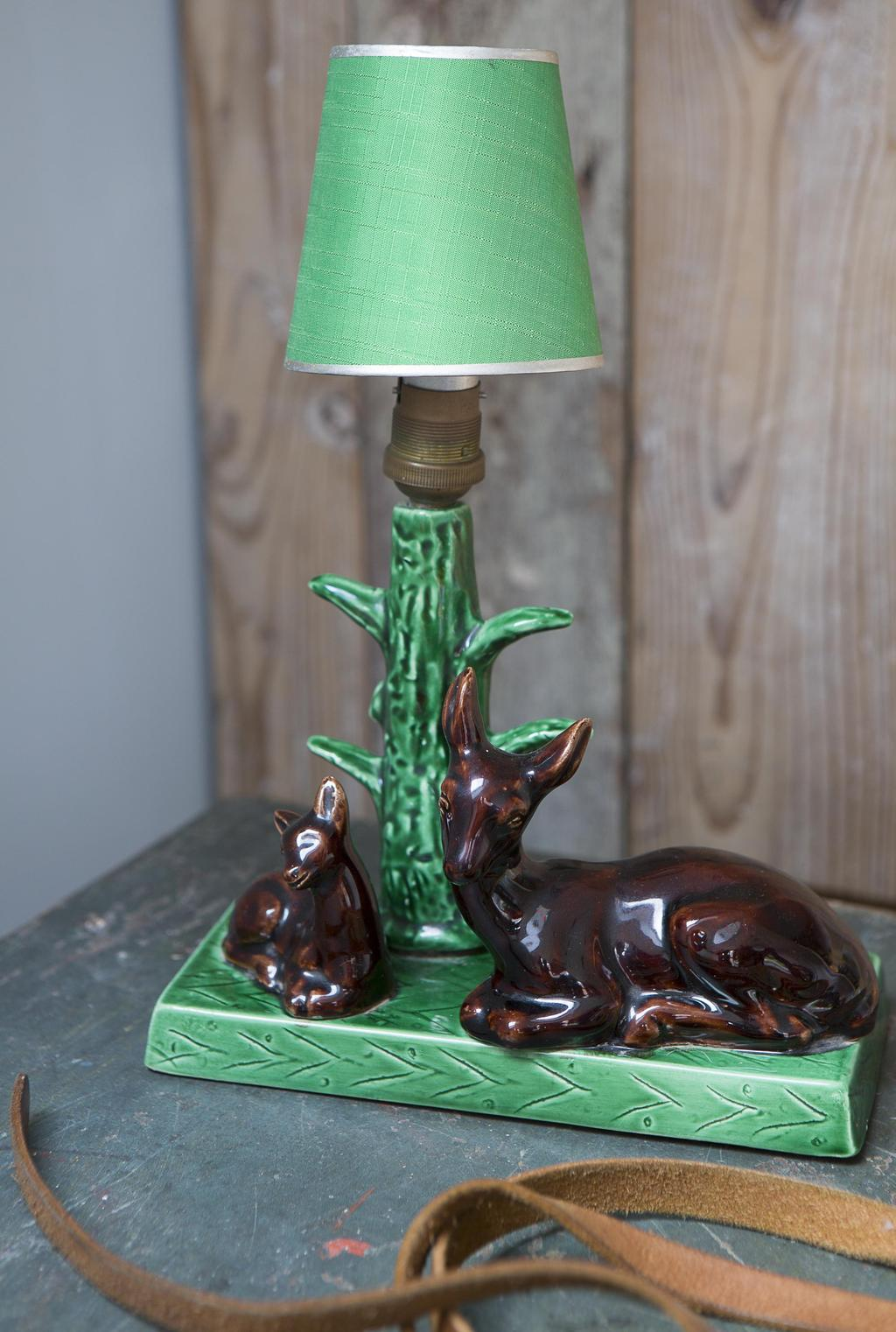 lamp groen
