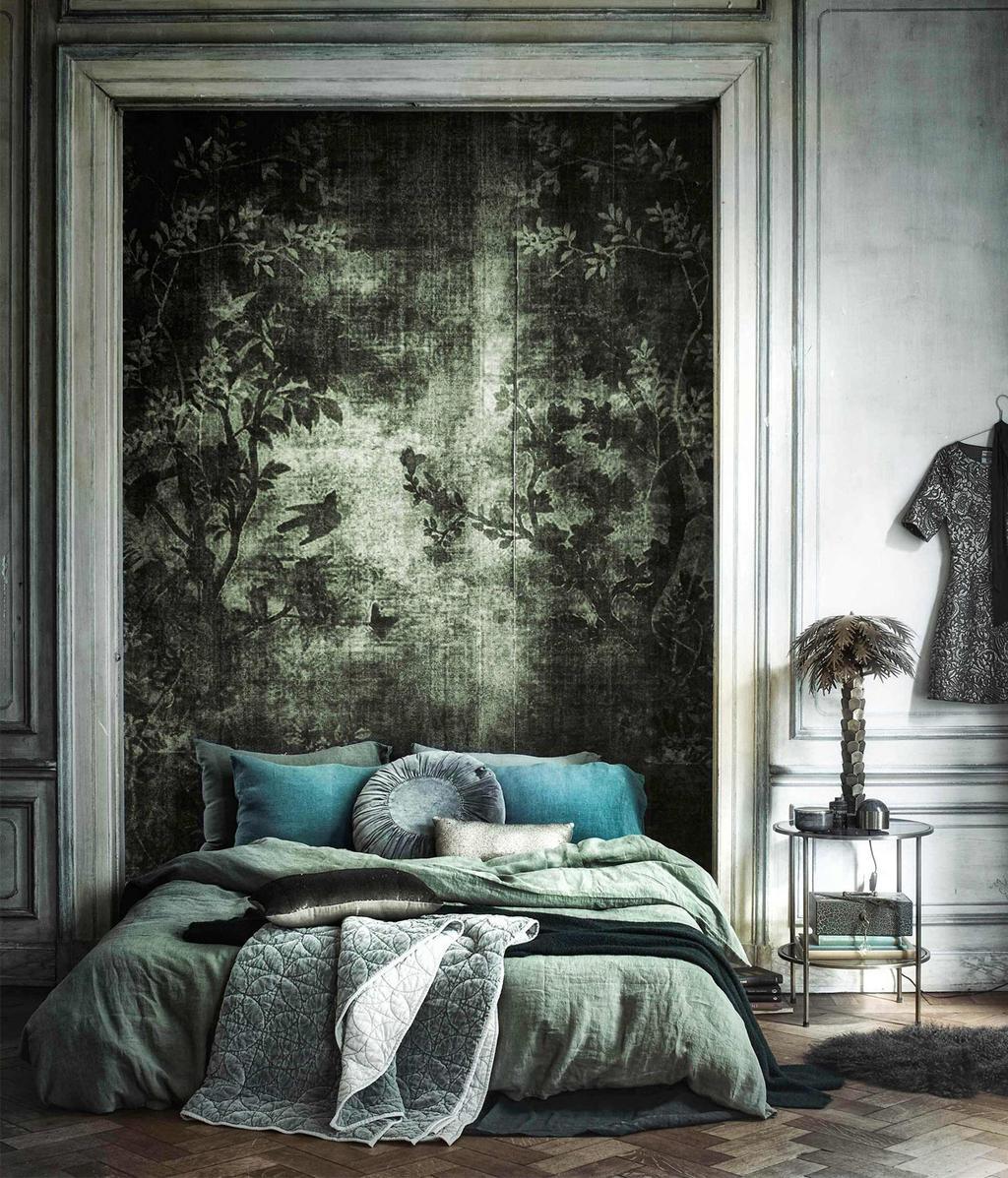 Sprookjesachtig bed | vtwonen 12-2016