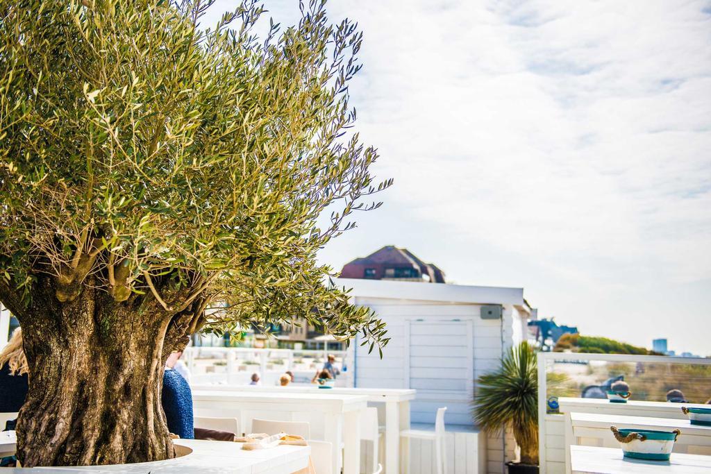 Chagall Beach terras