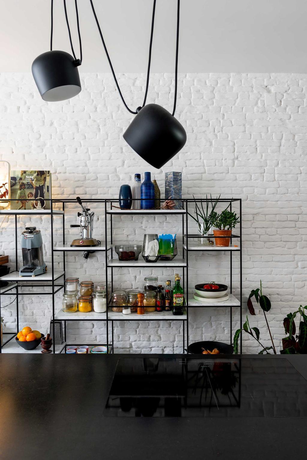 binnenkijker antwerpen keukenkast