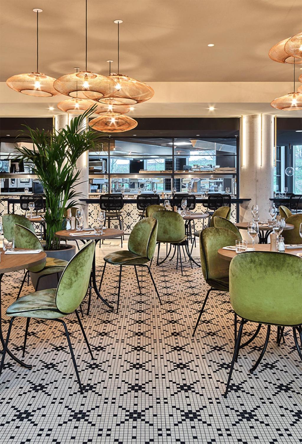Hotspot in Amsterdam Persijn met Hollandse keuken