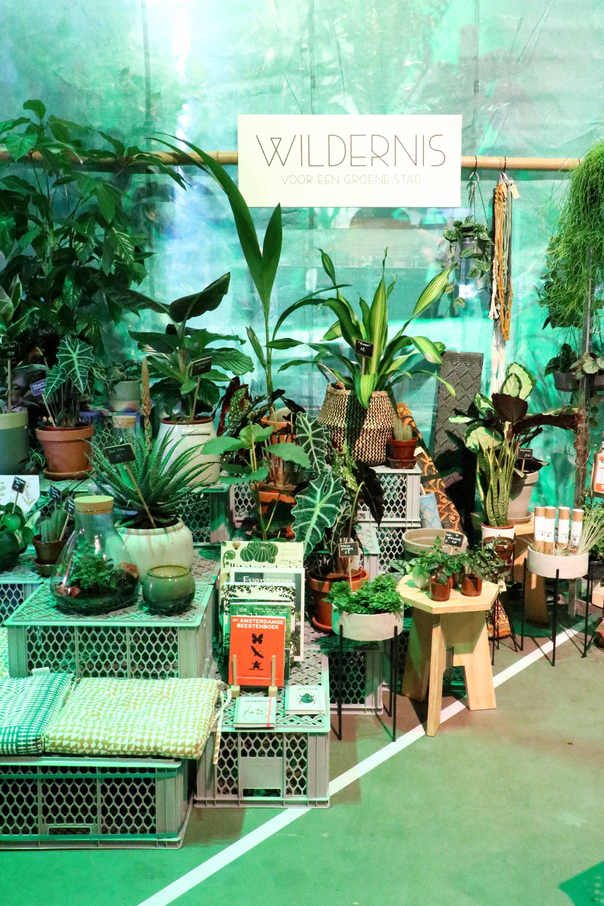 greenhouse festival planten groen urban jungle