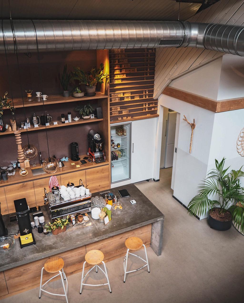 vtwonen citytrip Deventer - koffie