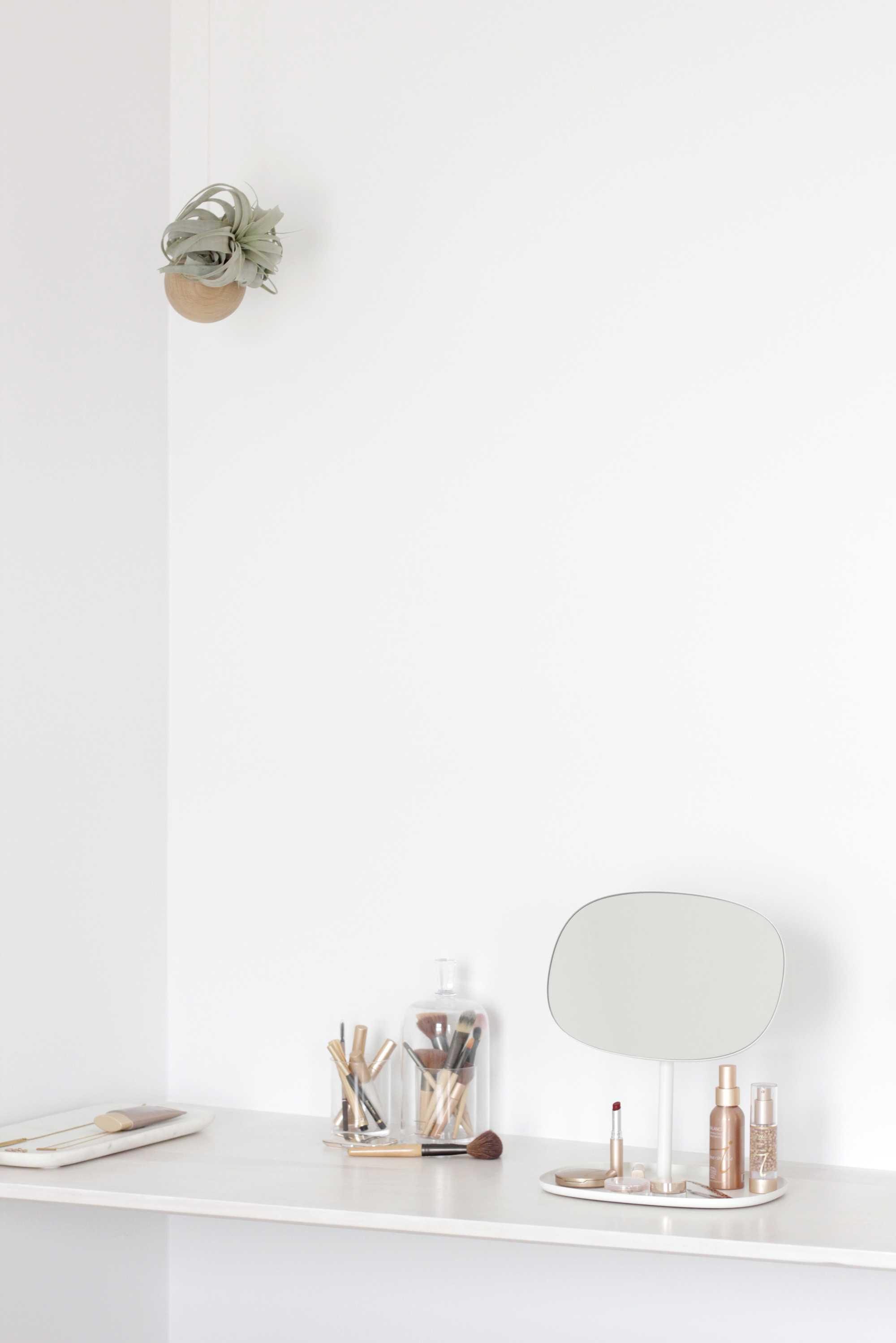 project home make-uptafel diy