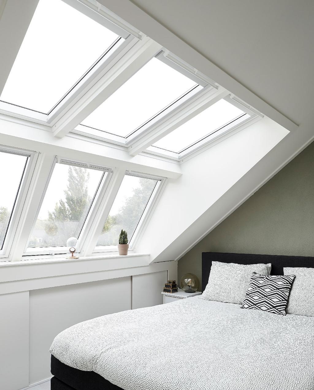 vtwonen velux | meer ruimte en licht in huis met dakkapelserre