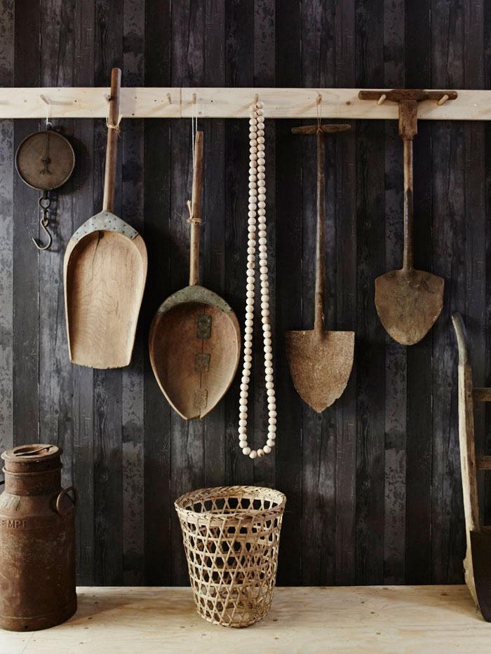 houten gereedschap
