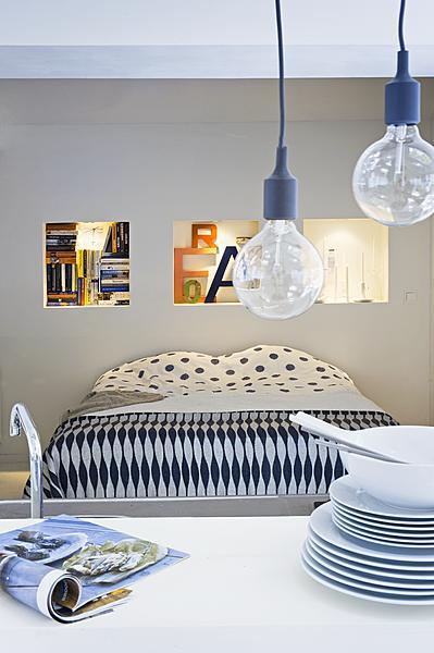 licht slaapkamer
