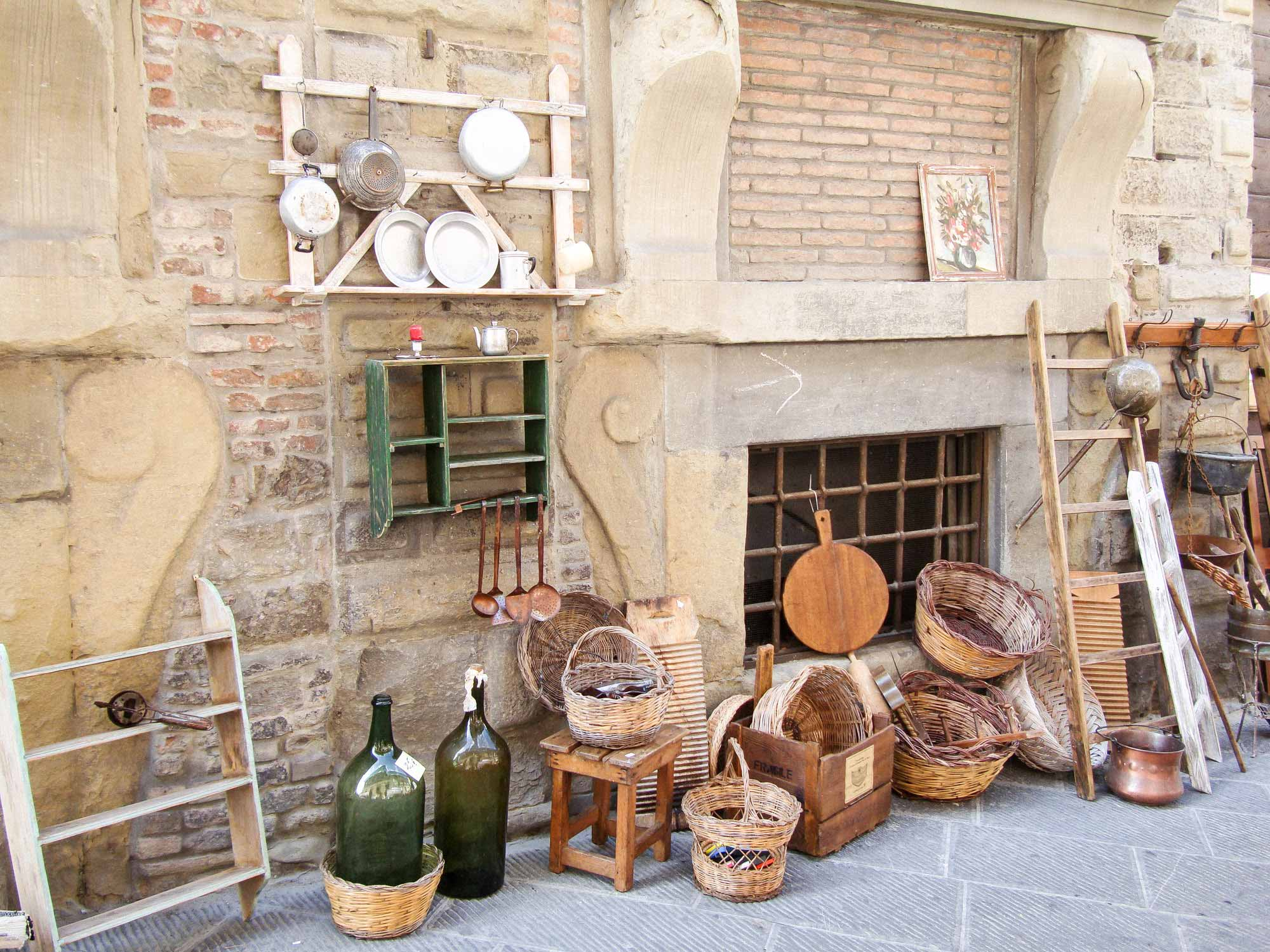 Toscane markt
