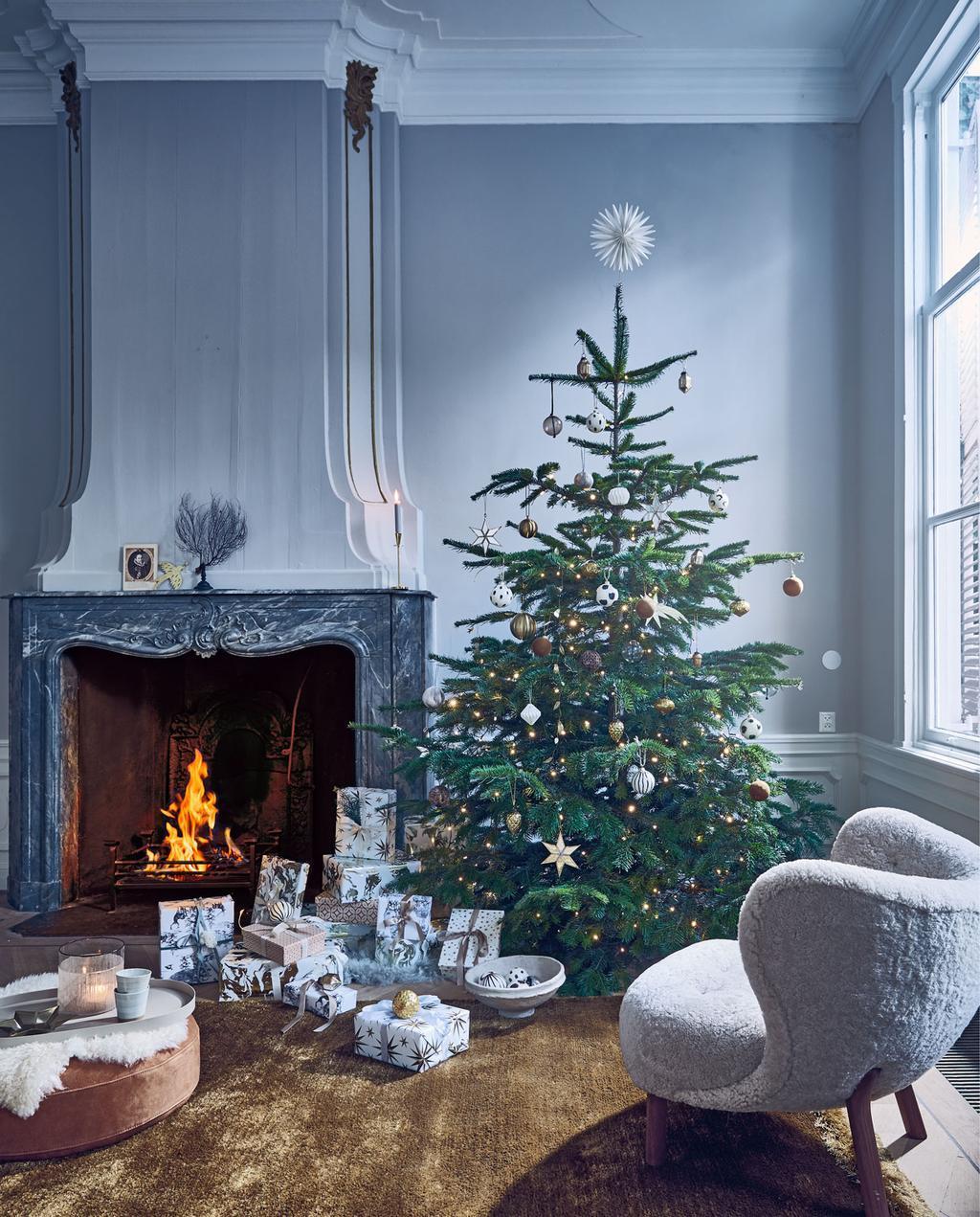 kerstboom styling | vtwonen