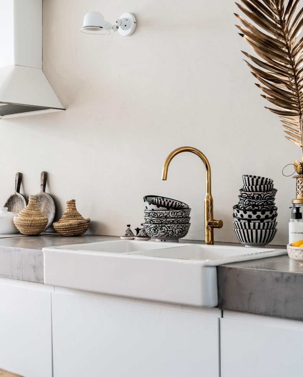 vtwonen binnenkijken special 2019 | binnenkijken in een tussenwoning in Haarlem keuken