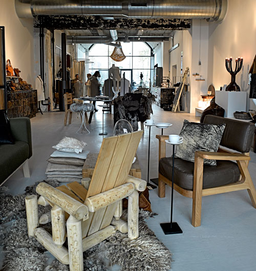 we love hotspots: out of the blue conceptstore