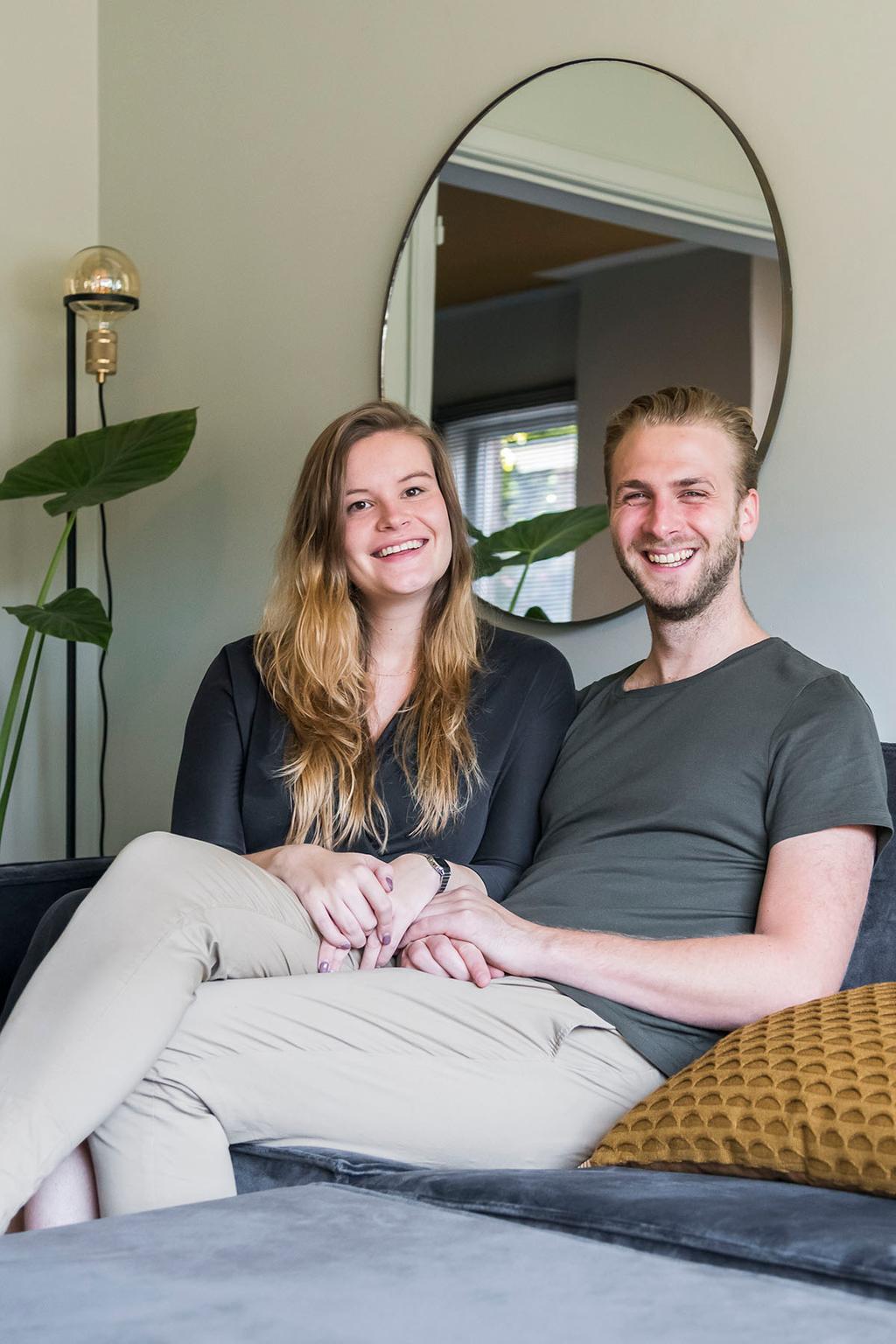 Sarah en Simon / Jonah Samyn / Een frisse start met vtwonen
