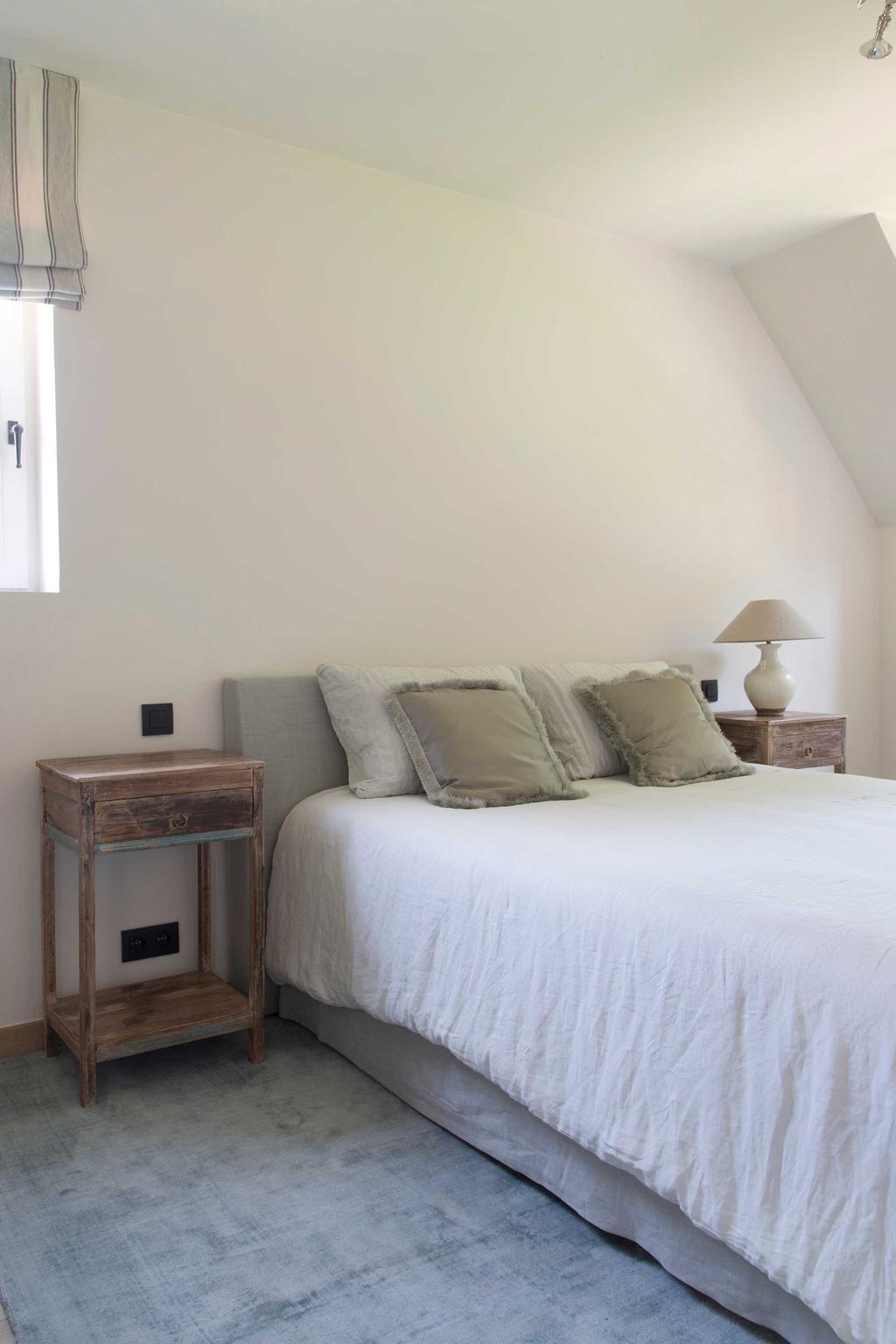 tweepersoonsbed slaapkamer