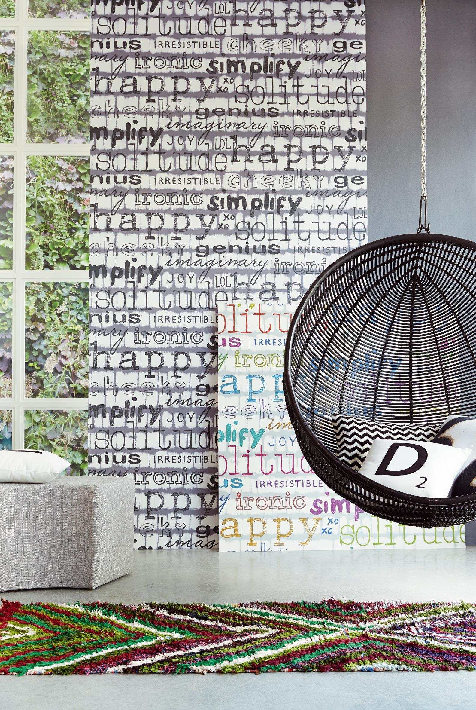 Script (347615) behang