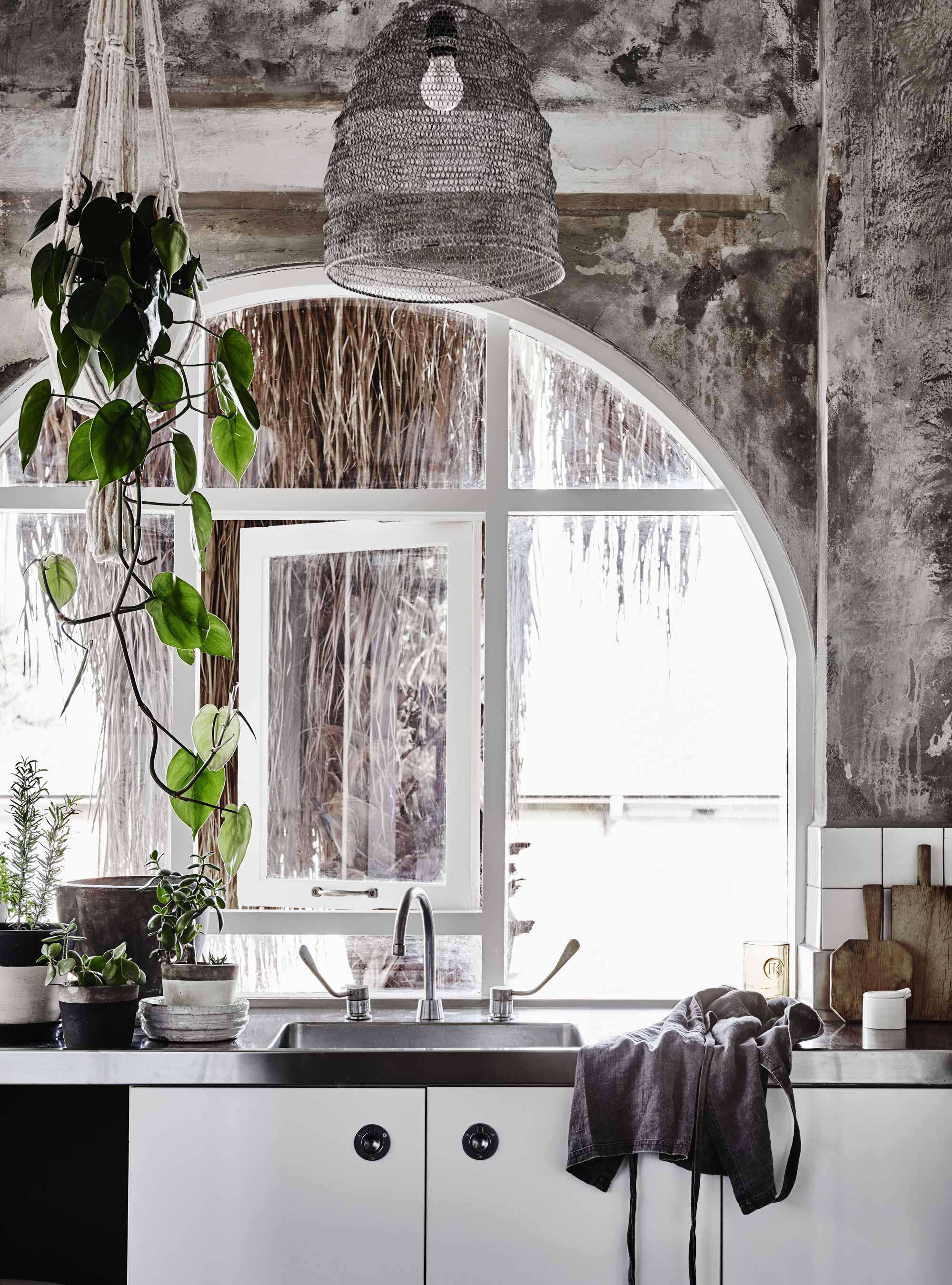 aanrechtblad keuken raam