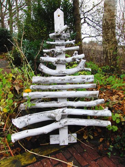 Takken decoratie: takkenboom