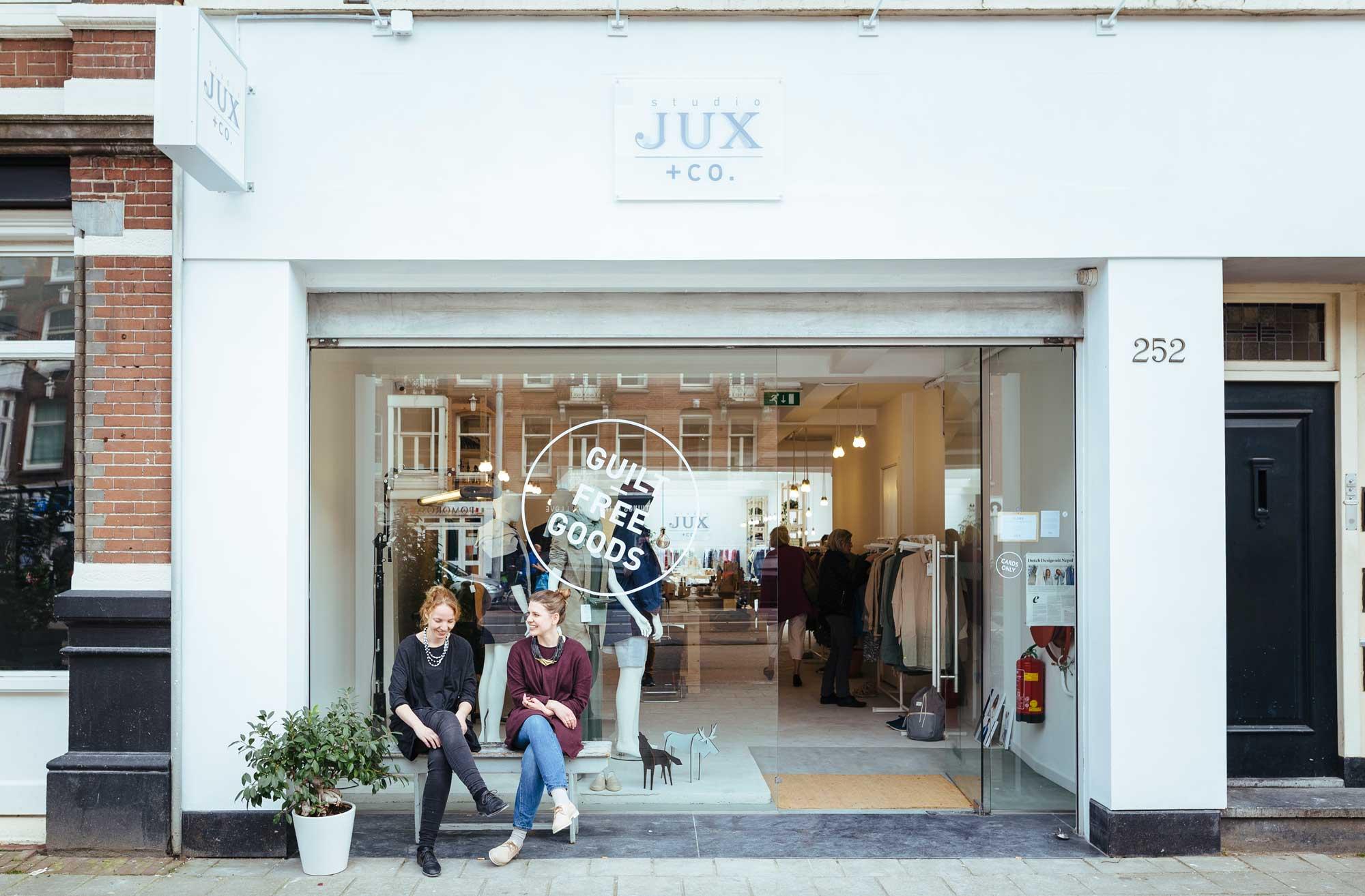 studio JUX + co. duurzame winkel Amsterdam | www.vtwonen.nl