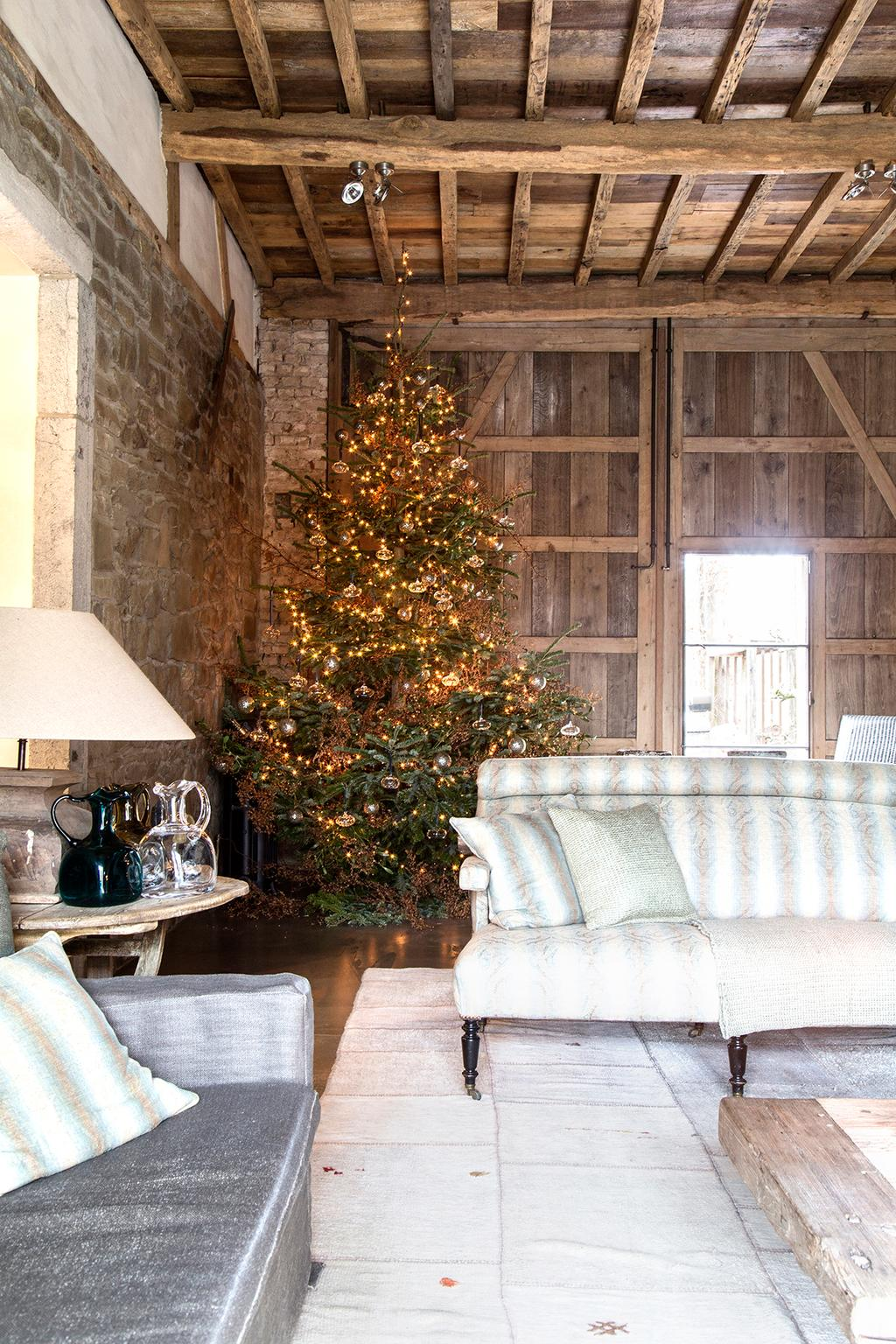 kerstbomen gommaire