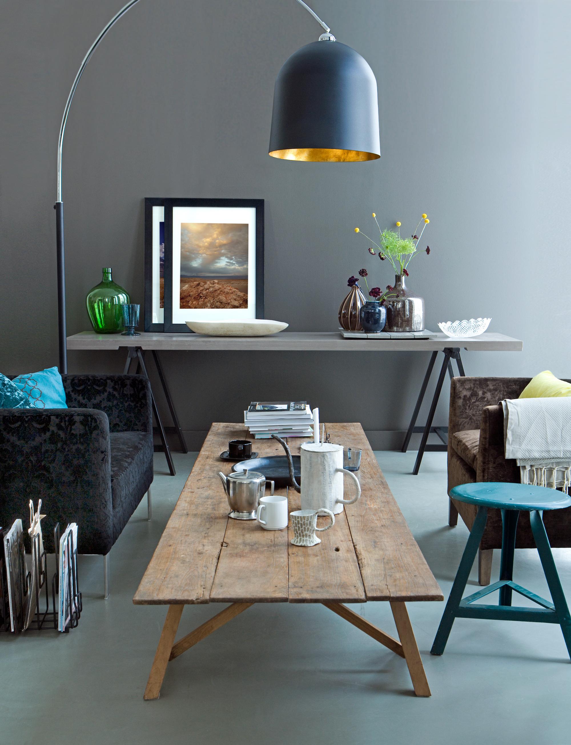 twee schragentafels
