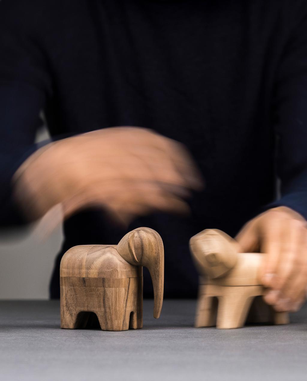 vtwonen blog | blog StudentDesign design voor op je verlanglijstje Benedikt Trojer olifant hout