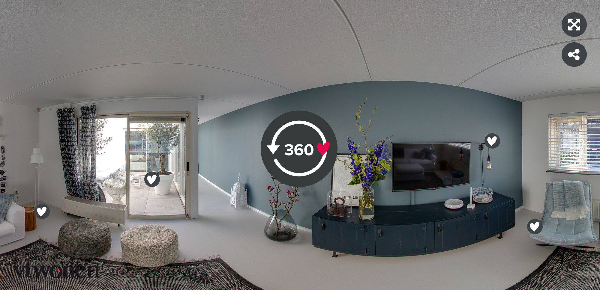 360tour in amsterdam