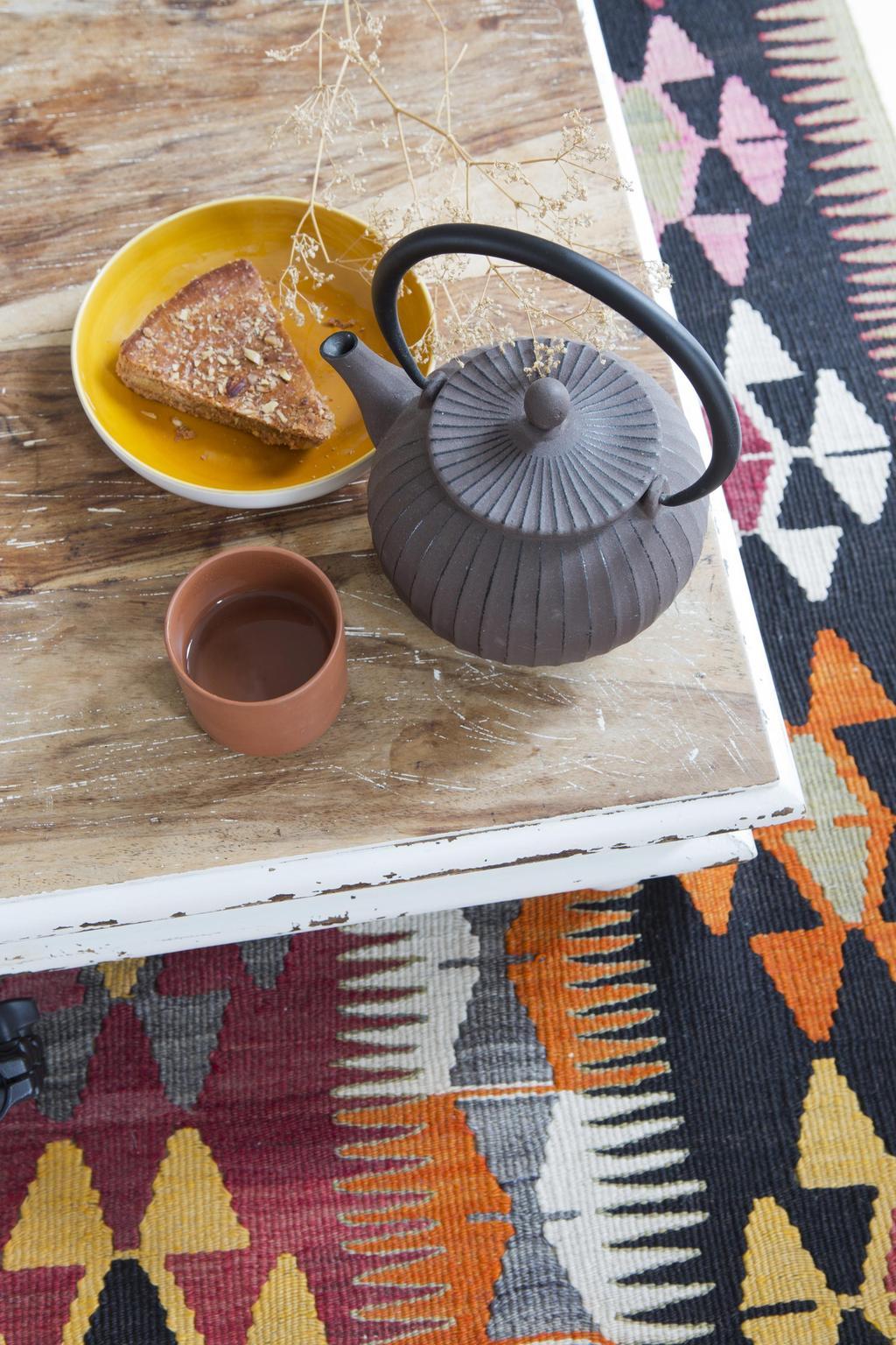 gekleurd tapijt