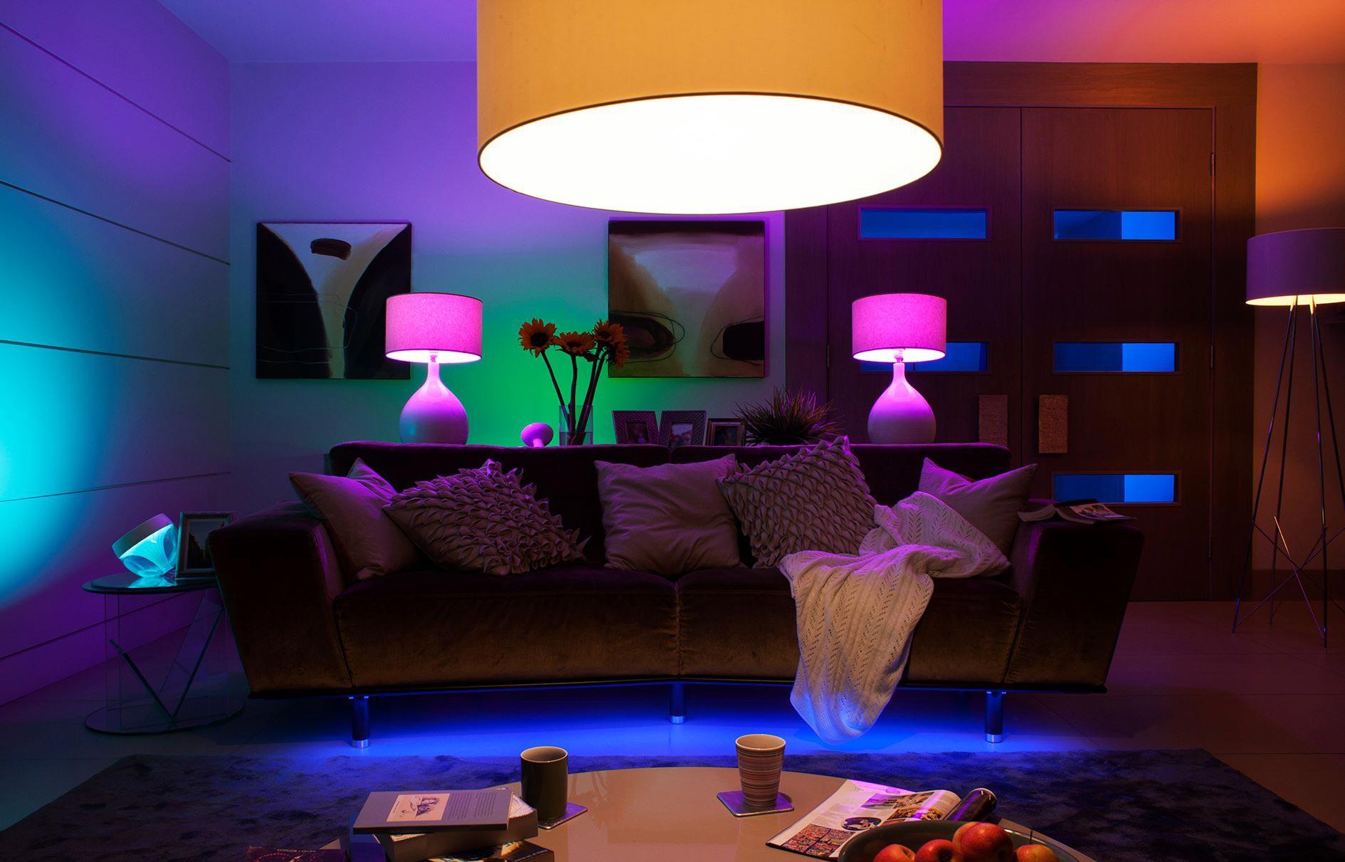 Philips Hue-lamp
