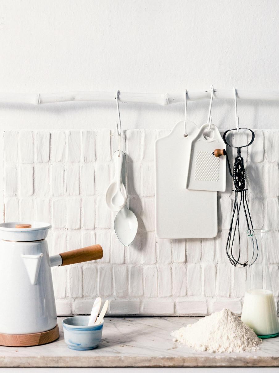 carreaux blancs en argile