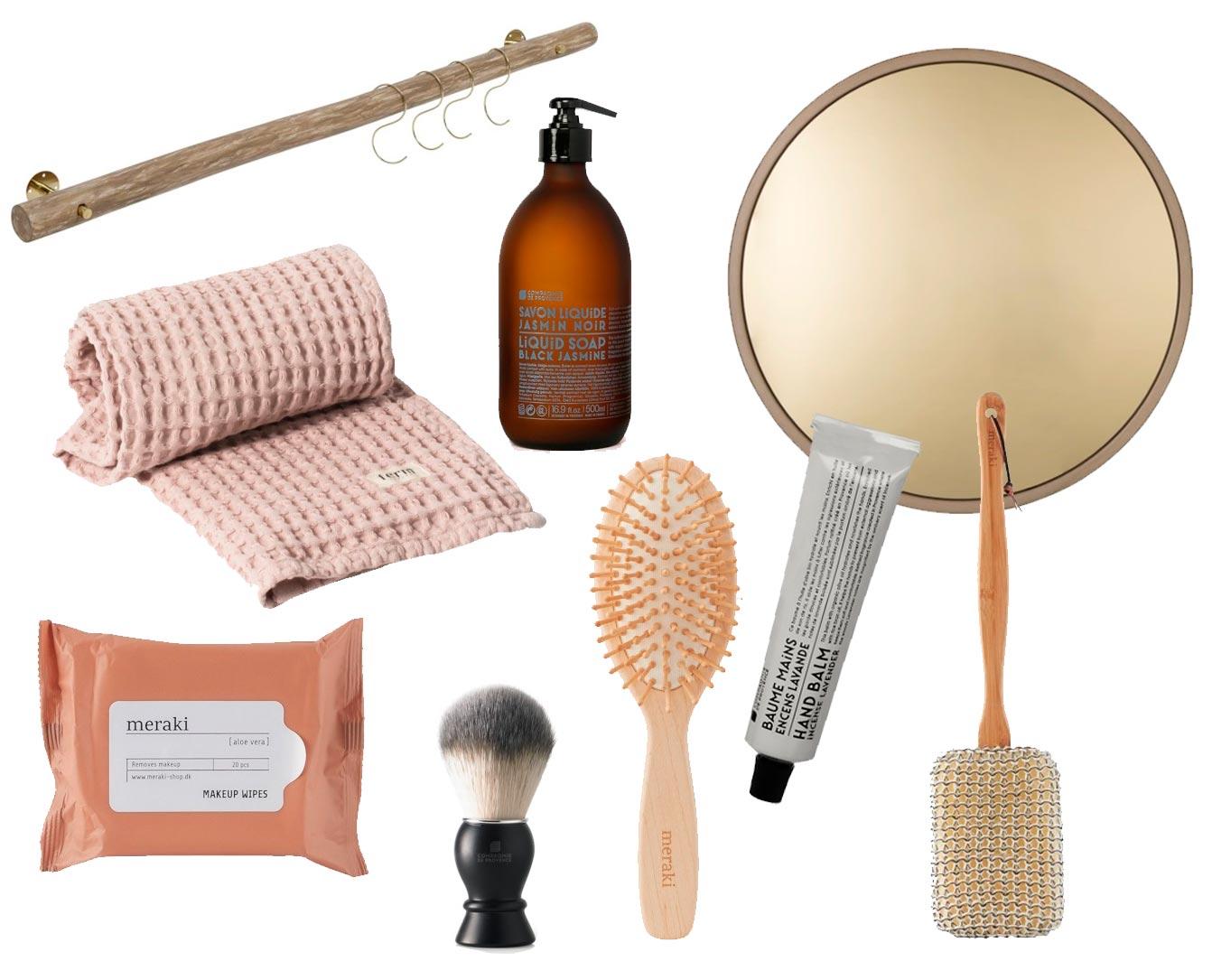 Producten uit de romantische slaapkamer