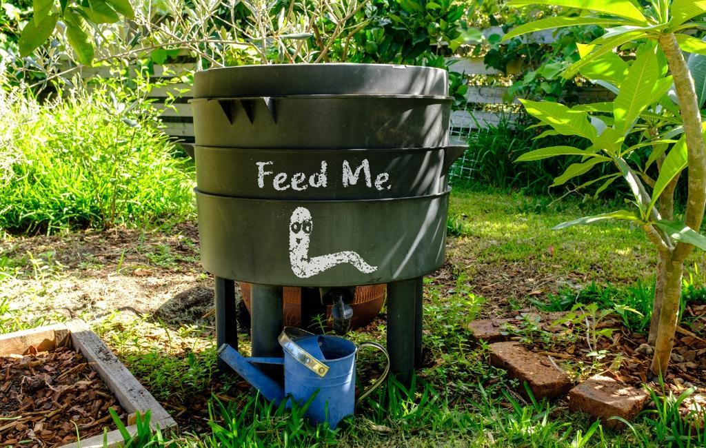 wormenhotel maken   duurzaam tuinieren   ecologisch   compost