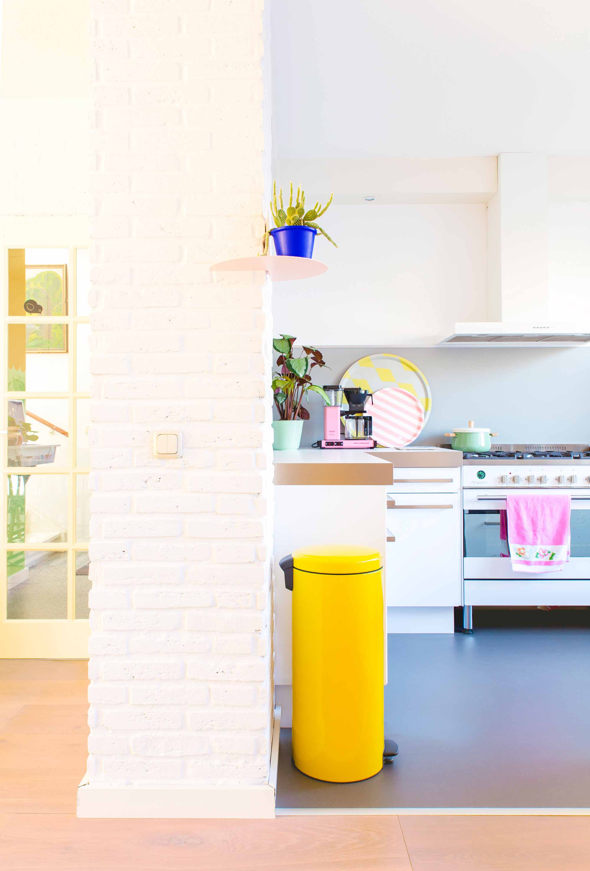 voorjaarshuis Oh Marie, keuken