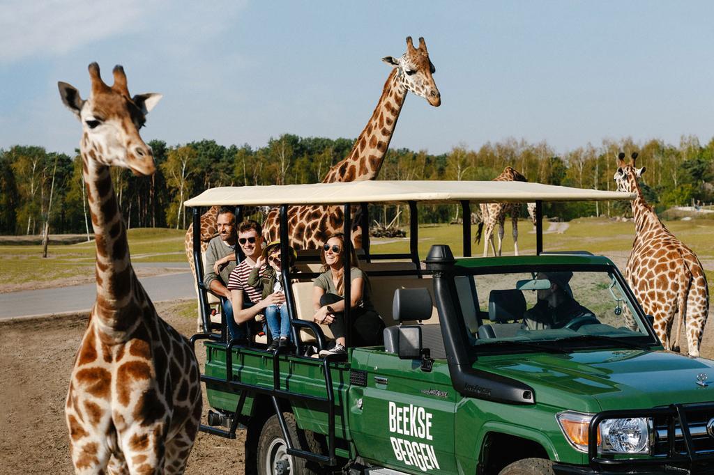 Beekse Bergen vtwonen Safari
