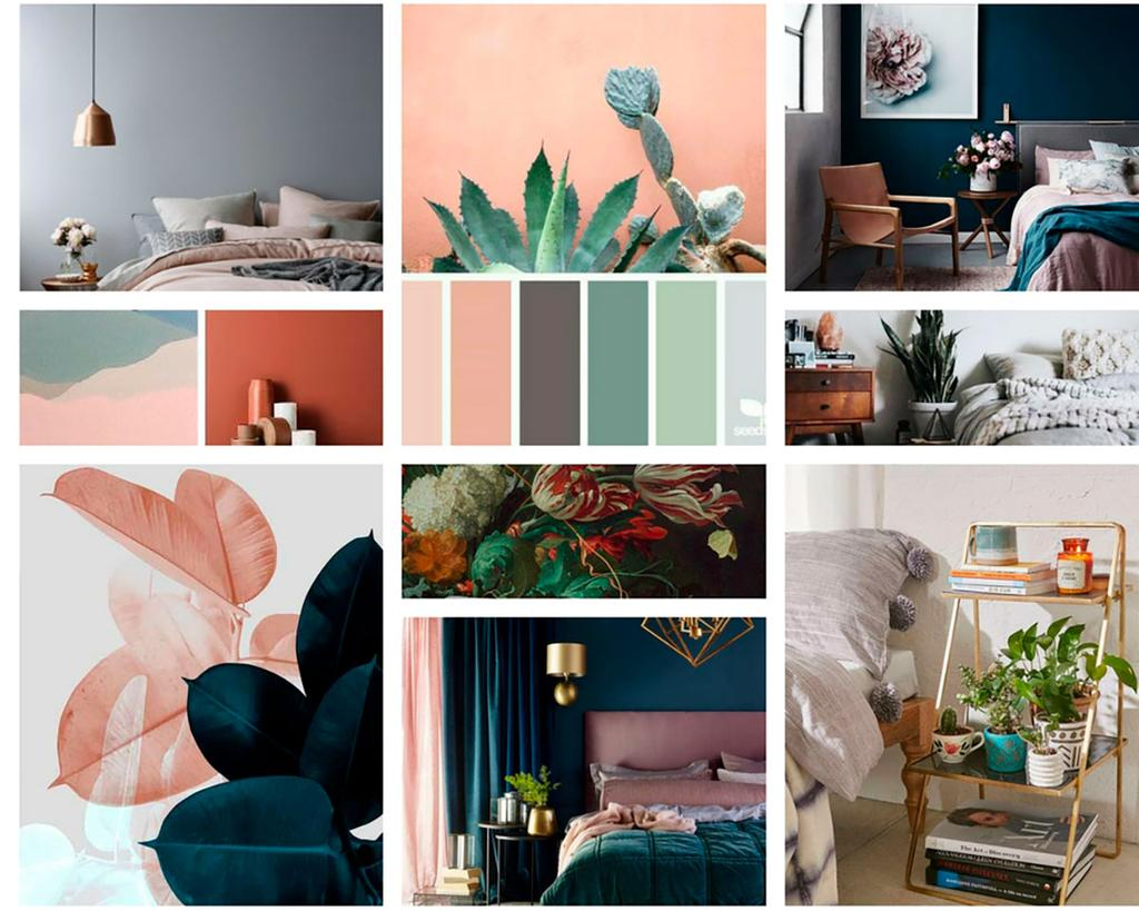 Auping Slaapkamer Styling Battle Moodboard 104