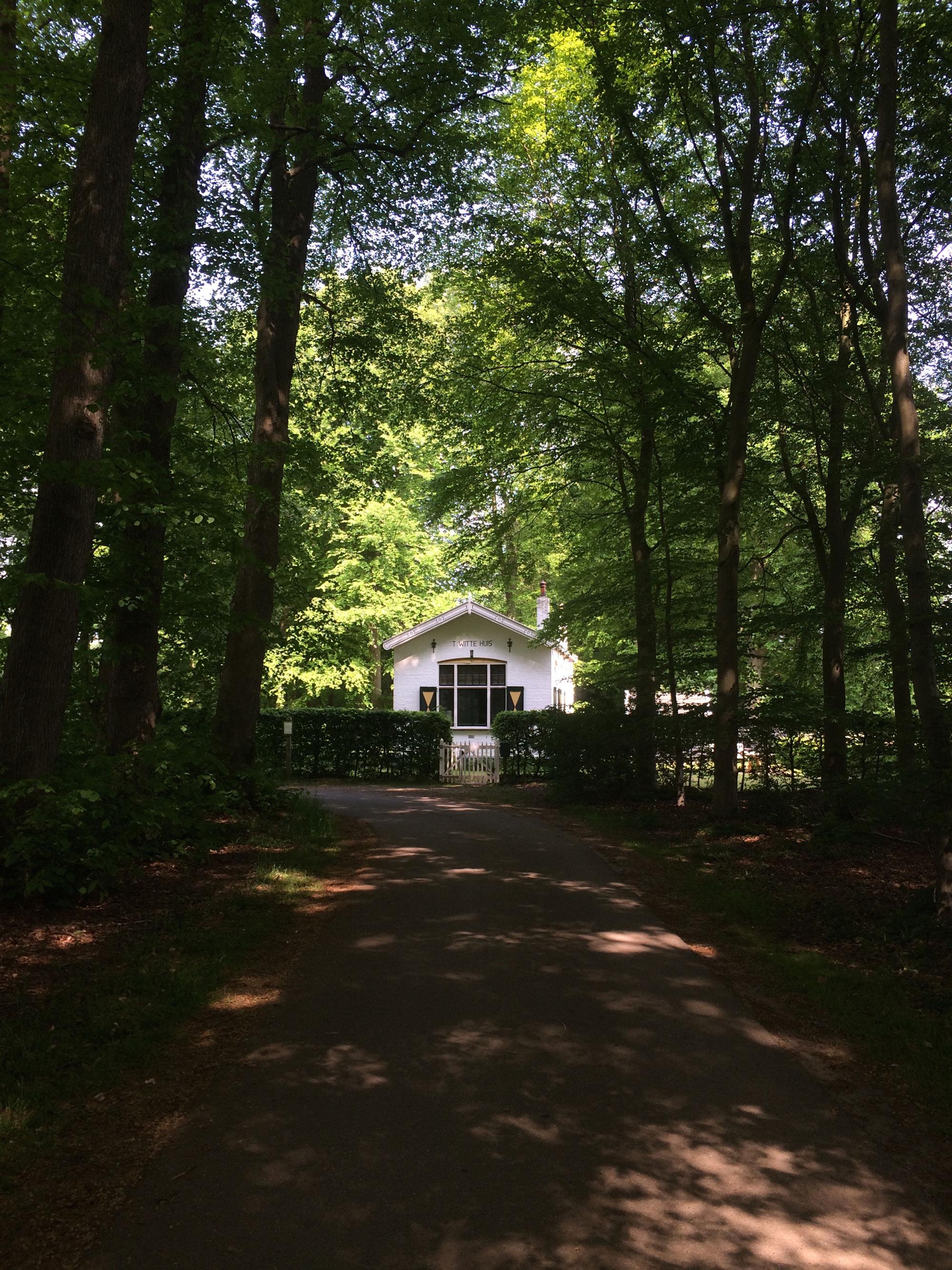 't Witte Huis, buitenplaats de Horte, ingericht door By Mölle | vtwonen.nl