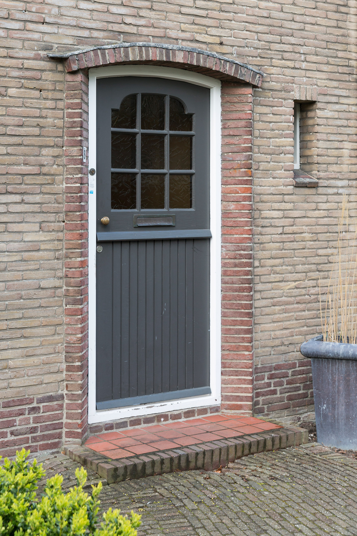 Oude voordeur select windows
