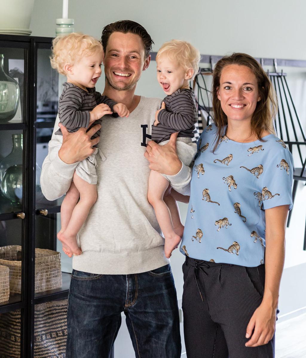 Shanne en René uit Heiloo uit aflevering 3 van Weer verliefd op je huis