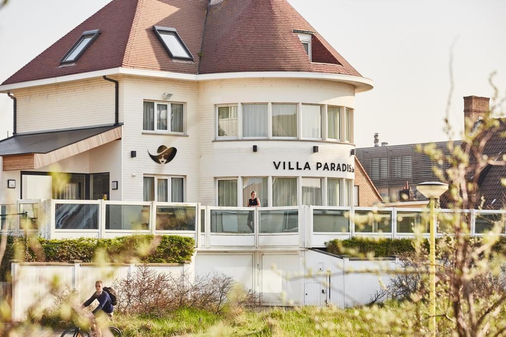 Villa Paradis in Oostduinkerke