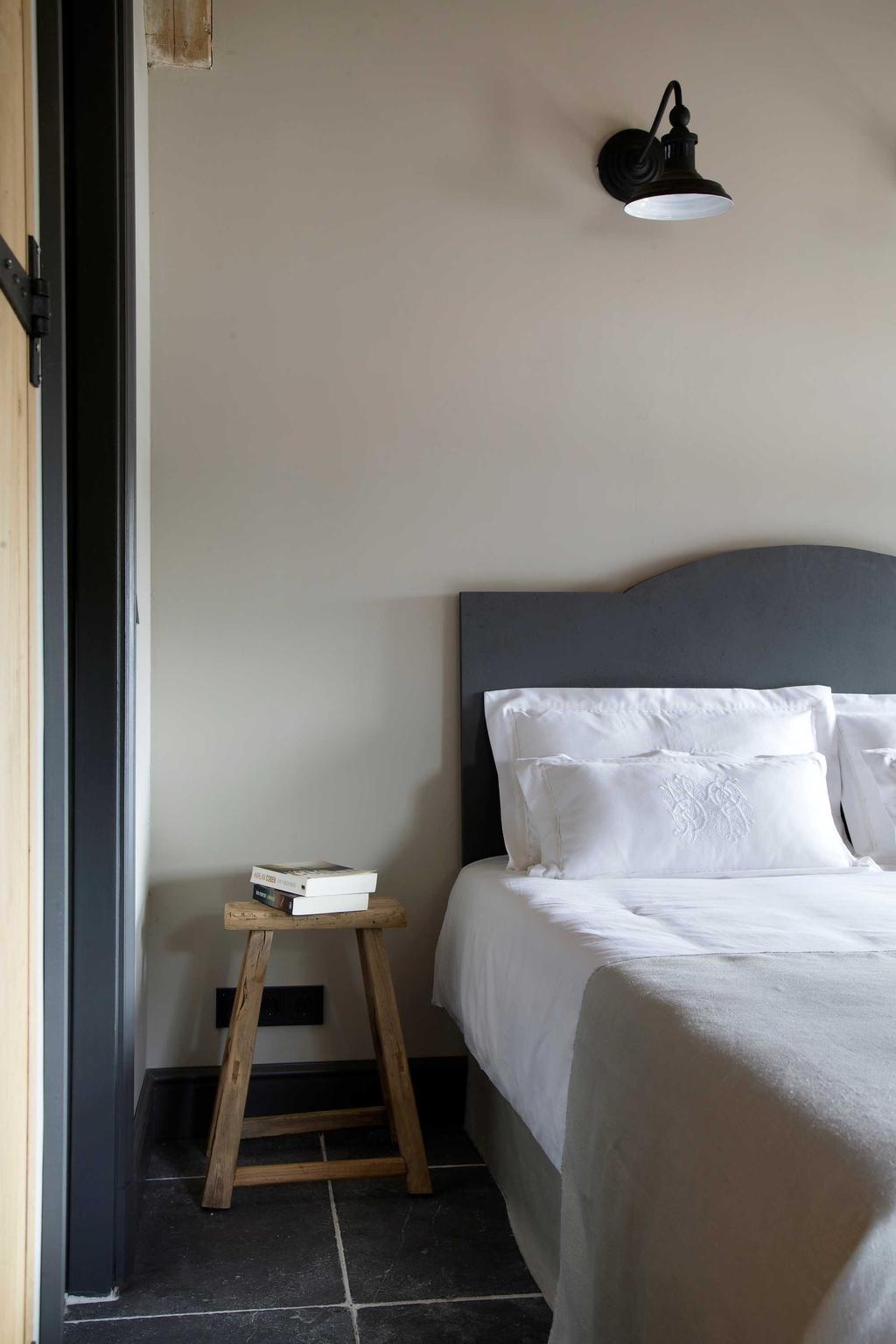 slaapkamer nachttafel