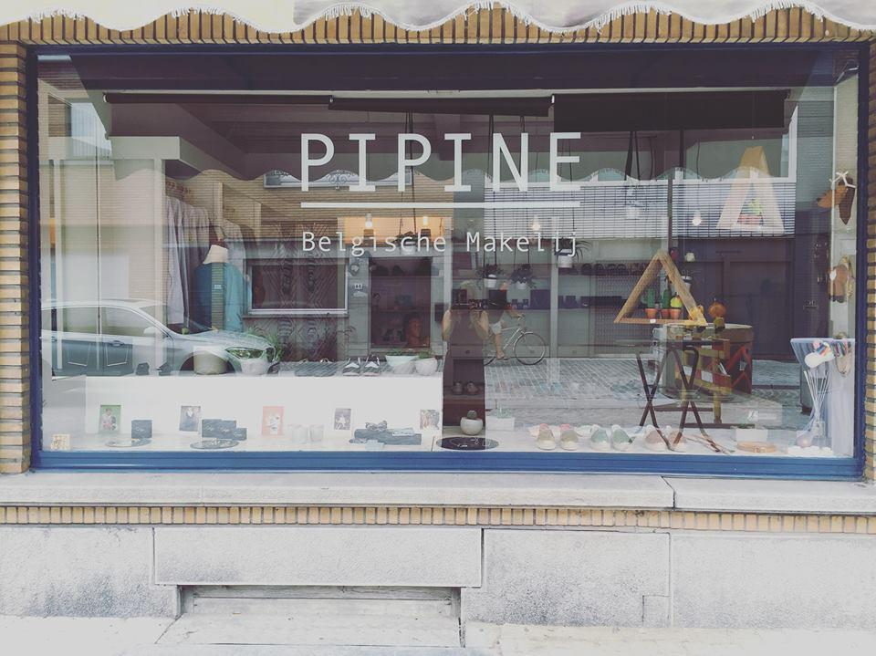 pipine pop-up mechelen