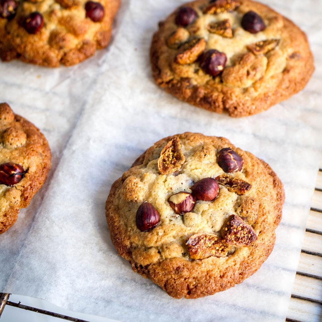 Glutenvrije koekjes van Chambelland in Brussel