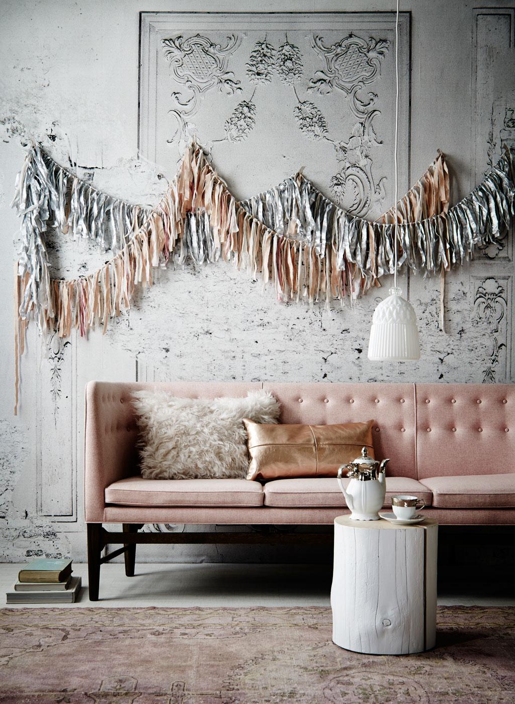 feest decoratie lintenslinger