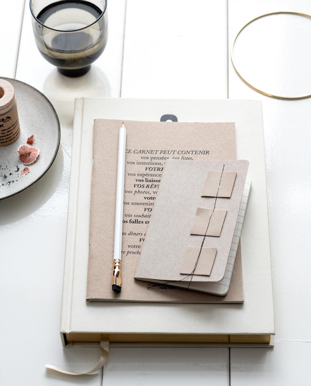 vtwonen 2-2020 | DIY notitieboekje