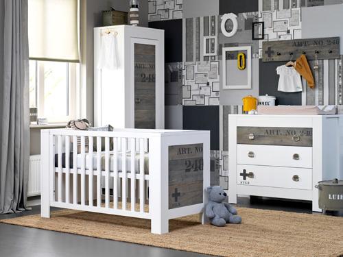 Babykamer Urban van Stapelgoed
