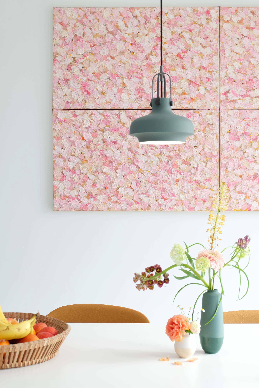 kunst huis schilderij blog