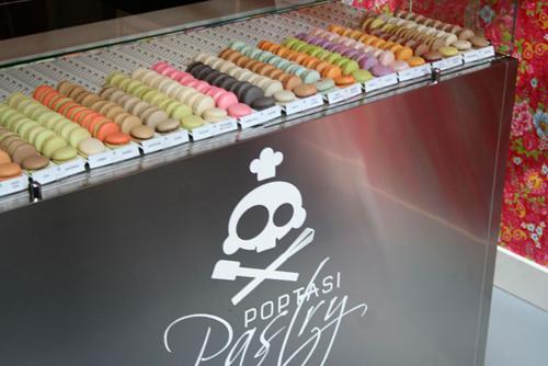 Poptasi macarons Amsterdam